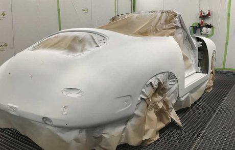 Porsche Autolackierung Brühl von karossierie-lack-bruehl.de